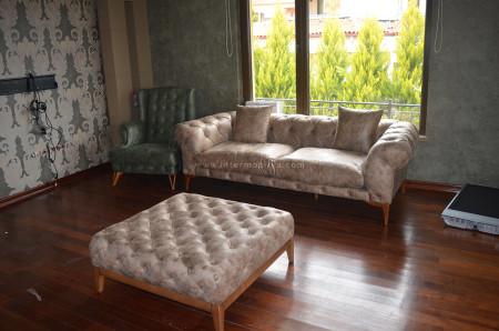 - Kaleoğlu ailesinin modern ve keyifli villa dekorasyonu