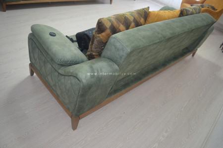 - Demirpençe ailesinin yerden yüksek yataklı yeşil oturma grubu (1)