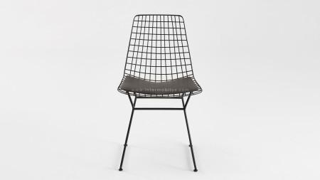 Yıldız U Ayaklı Metal Sandalye (1)