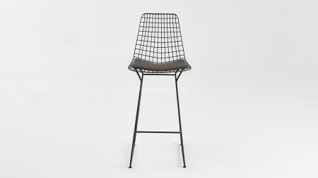 Yıldız U Ayaklı Metal Bar Sandalyesi (1)
