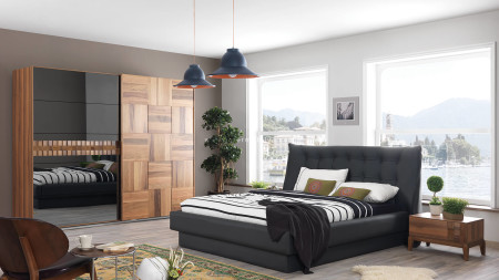 Berrak Ceviz Yatak Odası (1)