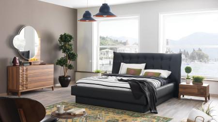Berrak Ceviz Yatak Odası - Thumbnail