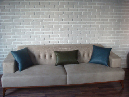- Özdemir Ailesi'nin modern oturma odası seçimi (1)