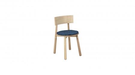 Seven Mavi Minderli Masa Sandalye Takımı - Thumbnail