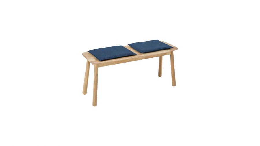 Seven Mavi Minderli Masa Sandalye Takımı
