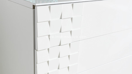 Berrak Beyaz Yatak Odası - Thumbnail
