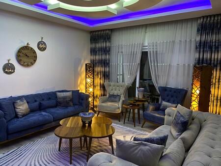 Türkbeyler Aile'sinin Oturma Odası (1)